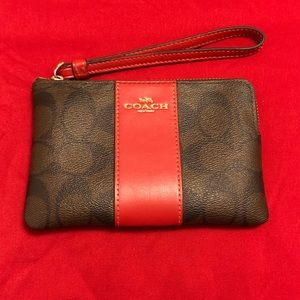Coach Wristlet Wallet/Bag